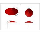 Зонт Side диаметр 4 Схема 1