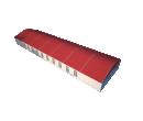 Шатёр для мероприятий 10х35 Схема